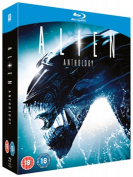 Alien Quadrilogy [Region B] [Blu-ray]