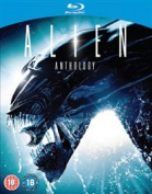 Alien Quadrilogy [Region 2] [Blu-ray]