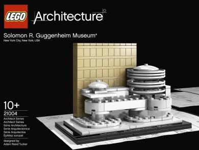 Lego Architecture Solomon R. Guggenheim Museum