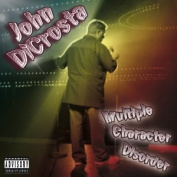 Multiple Character Disorder  [Digipak] [Parental Advisory]