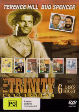Terence Hill and Bud Spencer: The Trinity Collection