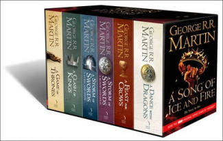 A Game of Thrones: the Story Continues: The Complete Box Set of All 6 Books (A Song of Ice and Fire)