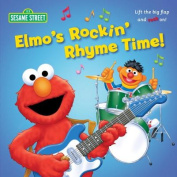 Elmo's Rockin' Rhyme Time! (Sesame Street (Random House)) [Board book]