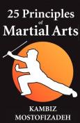 25 Principles of Martial Arts