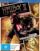 Hellboy 2 - The Golden Army [Region B] [Blu-ray]