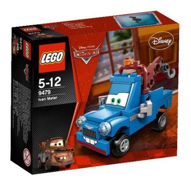 LEGO Brand Cars 9479 Ivan Mater
