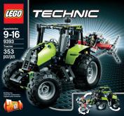 LEGO Technic 9393: Tractor