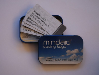 Happiness (MindAid Coping Keys - Relief from Low Mood)