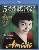 Amelie [Region 1] [Blu-ray]