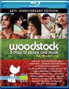 Woodstock [Region A] [Blu-ray]