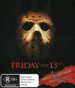 Friday the 13th Boxset [Region B] [Blu-ray]