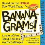 Bananagrams 2013 Page-A-Day Calendar