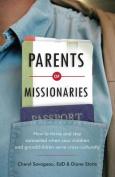 Parents of Missionaries