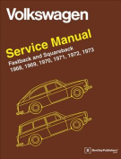 Volkswagen FastBack and Squareback Official Service Manual Type 3