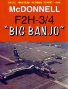 McDonnell F2h-3/4 Big Banjo