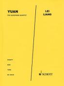 Yuan: Saxophone Quartet