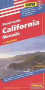 USA California Road Guide