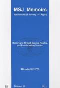 Monte Carlo Method, Random Number, and Pseudorandom Number