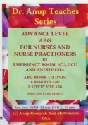 Advanced Level ABG for Nurses & Nurse Practitioners in ERs & ICUs
