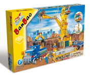 Banbao Crane Construction Set