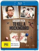 To Kill a Mockingbird [Region B] [Blu-ray]