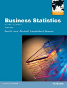 MyMathLab Global Student Access Code Card for Business Statistics