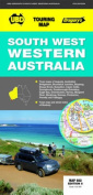 South-West Western Australia Map 682 5th ed