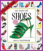 365 Days of Shoes Calendar 2013