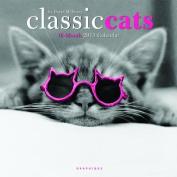 Classic Cats 16-Month Calendar