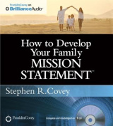 How to Develop Your Family Mission Statement [Audio]