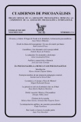 Cuadernos de Psicoanalisis, Volumen XLII, Nums. 1-2, Enero-Junio de 2009 [Spanish]