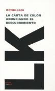La Carta Anunciando el Descubrimiento  [Spanish]