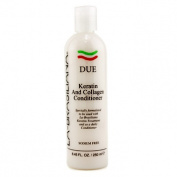 Due Keratin & Collagen Conditioner, 250ml/8.45oz