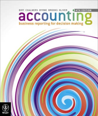 Accounting Business Reporting for Decision Making 4E