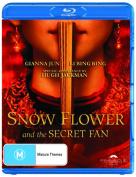 Snow Flower and the Secret Fan [Region B] [Blu-ray]