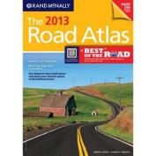 Rand Mcnally Road Atlas 2013