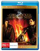 The Girl Who Kicked The Hornets Nest  [Blu-ray]