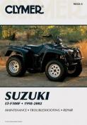 Clymer Suzuki LT-F500F 1998-2002