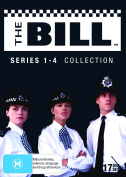 The Bill - Series 1-4 Collection [Region 4]