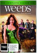 Weeds Season 6 [Region 4]