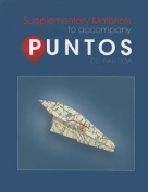 Supplementary Materials to Accompany Puntos