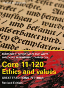 CP0705 - Core11-120 Ethics and Values