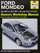 Ford Mondeo Petrol & Diesel Service and Repair Manual