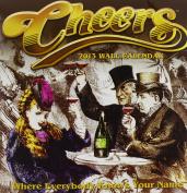 Cheers- 30th Anniversary 2013 Wall Calendar