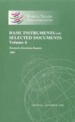 Basic Instruments and Selected Documents: Protocols, Decisions, Reports 2000