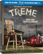 Treme: Season 2 [Region 2] [Blu-ray]