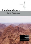 Landmark Papers