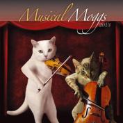 Musical Moggs Calendar: 2013