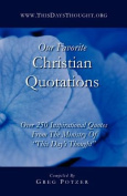 Our Favorite Christian Quotations