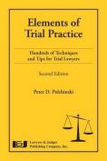 Elements of Trial Practice
